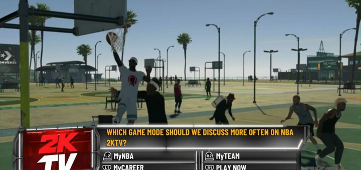 Featured image on NBA 2K21 2KTV Episode 29 answers guide.