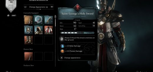 Featured image on How to Transmog in Assassin's Creed Valhalla guide.