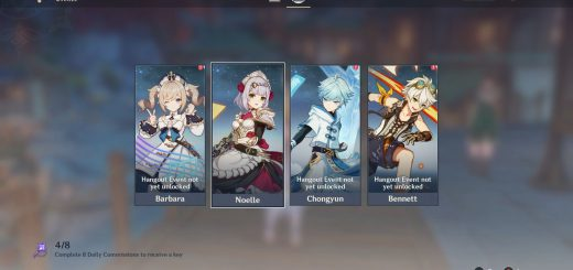 Featured image on Hangout Event Noelle Guide.