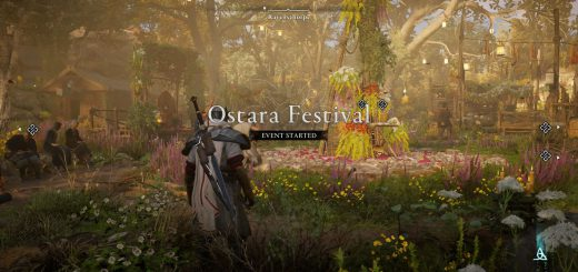 Featured image on Ostara Festival Guide for AC Valhalla.