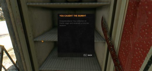 Featured image on Dying Light Egg Hunt guide.