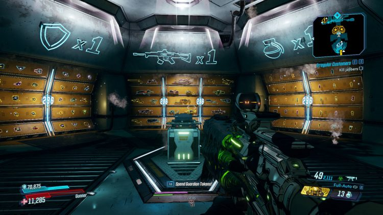 Image showing What to Do with Diamond Keys in Borderlands 3.