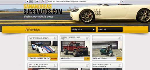Featured image on How to Get the Lampadati Tropos Rallye Free in GTA Online guide.
