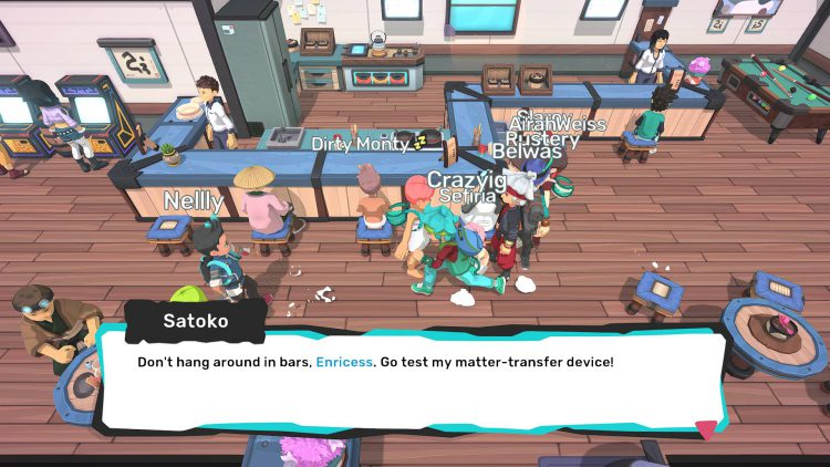 Image showing Satoko in Temtem.