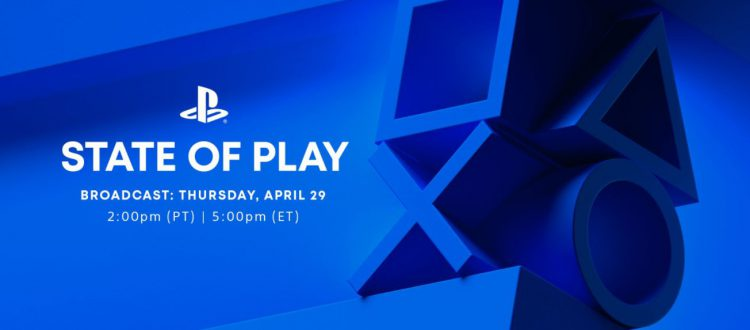 Screenshot from the PlayStation State of Play on April 29th.