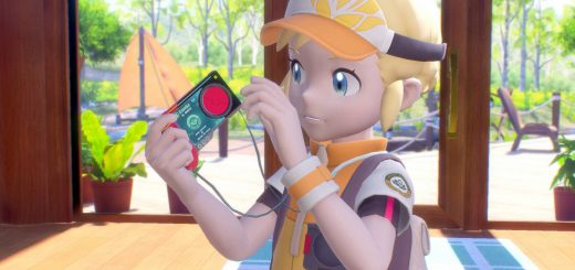 Featured image on How to Quick Turn Camera in New Pokemon Snap guide.