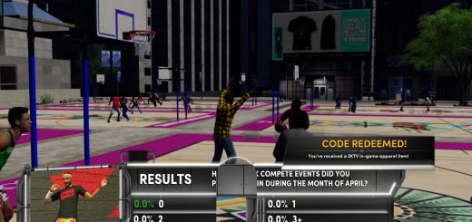 Featured image on NBA 2K21 2KTV Episode 36 answers guide.