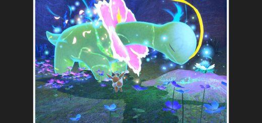 Featured image on New Pokémon Snap Illumina Pokemon List.