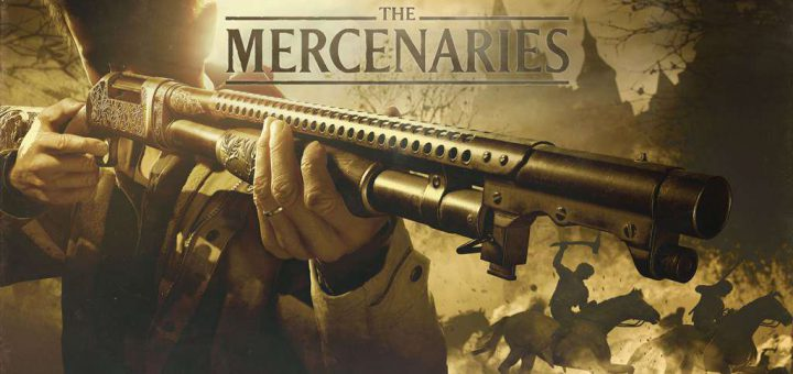 Featured image on How to Unlock Mercenaries Mode in Resident Evil Village guide.