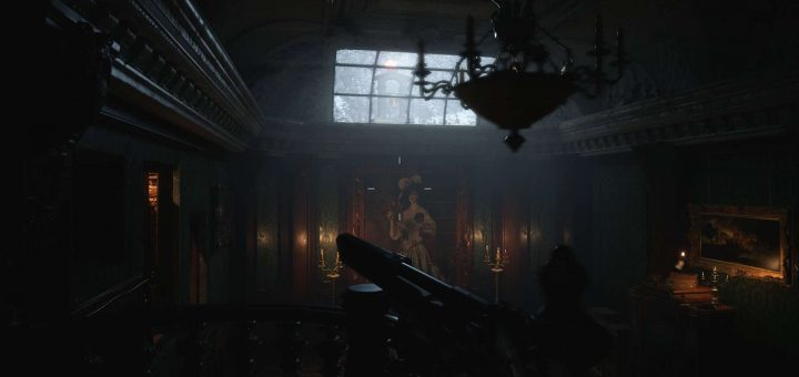 Featured image on Resident Evil Village Five Bells puzzle solution guide.