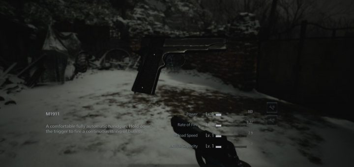 Featured image on Where to Find the M1911 in Resident Evil Village guide.