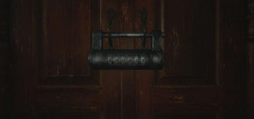 Featured image on Resident Evil Village Lock Combinations solutions guide.