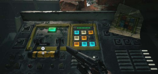 Featured image on Resident Evil Village Sluice Gate Puzzle Solution guide.