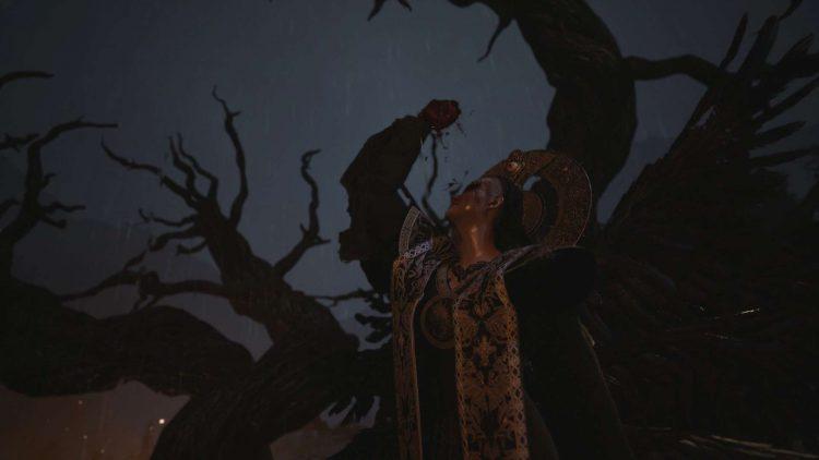 Image showing Mother Miranda in Resident Evil Village.
