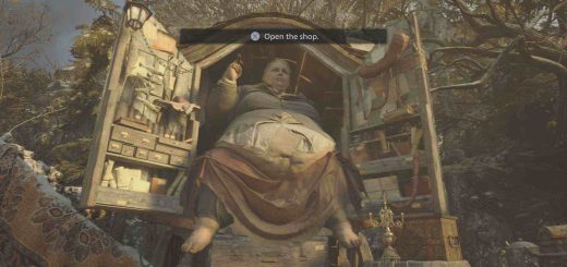 Featured image on Resident Evil Village Juicy Game, Finest Fish, and Quality Meat guide