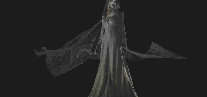Featured image on Resident Evil Village Dimitrescu Daughters Names guide.