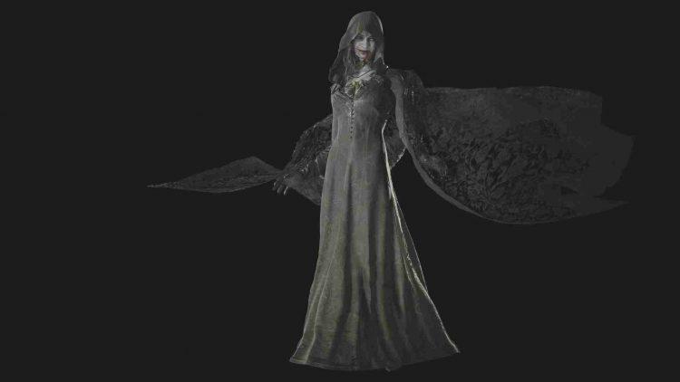 Image showing Cassandra Dimitrescu in Resident Evil Village.