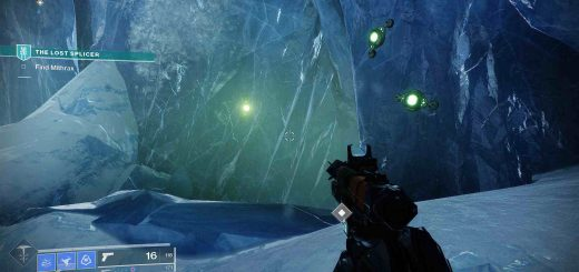Featured image on Destiny 2 The Lost Splicer guide and walkthrough.