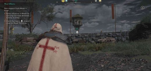 Featured image on Assassin's Creed Valhalla War Efforts Guide.