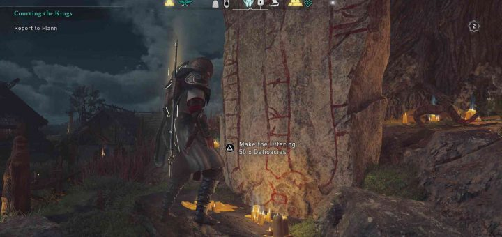 Featured image on Assassin's Creed Valhalla Skald's Rest Altar guide.