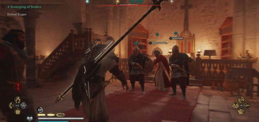 Featured image on Assassin's Creed Valhalla A Scourging of Snakes guide.