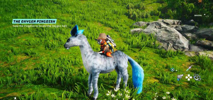 Featured image on Biomutant The Open World side mission guide.