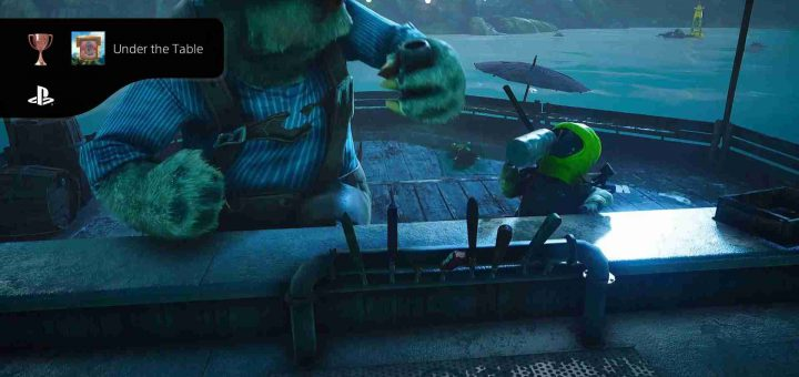 Featured image on Biomutant Under the Table guide.