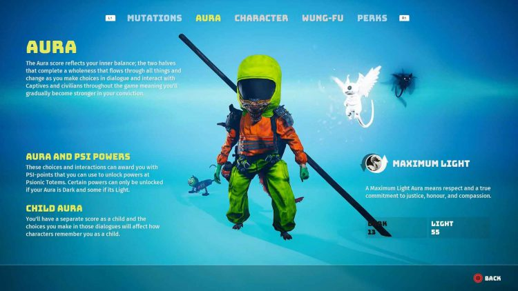 Featured image on Things to Do After Beating Biomutant guide.