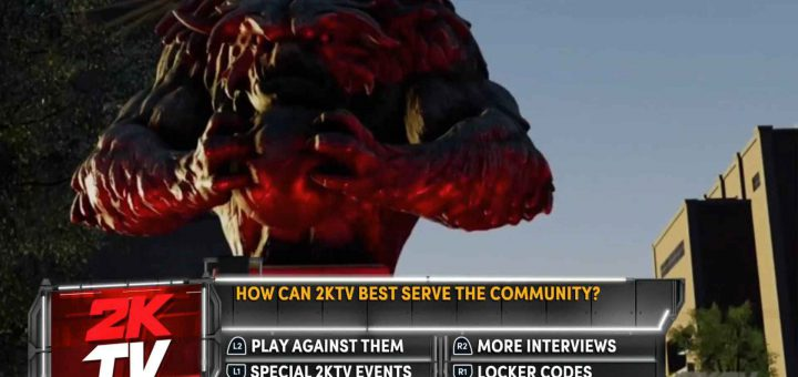 Featured image on NBA 2K21 2KTV Episode 40 Answers guide.