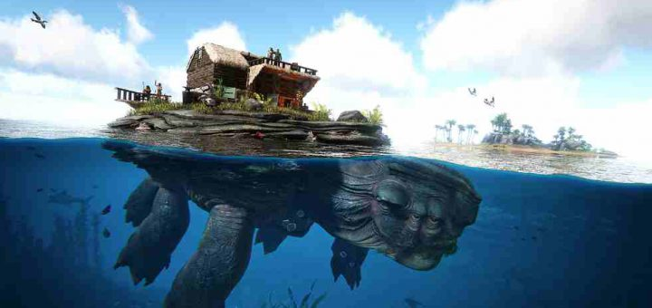 Featured image on Ark Survival Evolved Genesis Part 2 Release Date news article.