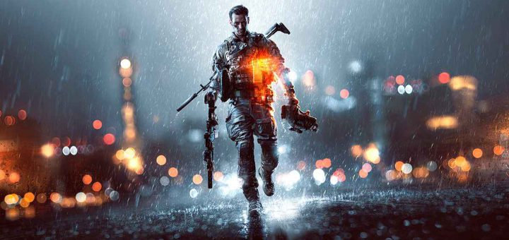 Featured image on Battlefield 4 Free with Prime Gaming news article.