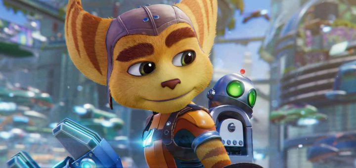 Featured image on Ratchet and Clank Rift Apart Review roundup.
