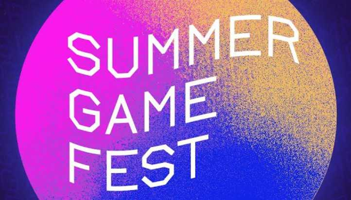 Image showing the Summer Fame Fest logo screen from the official website.