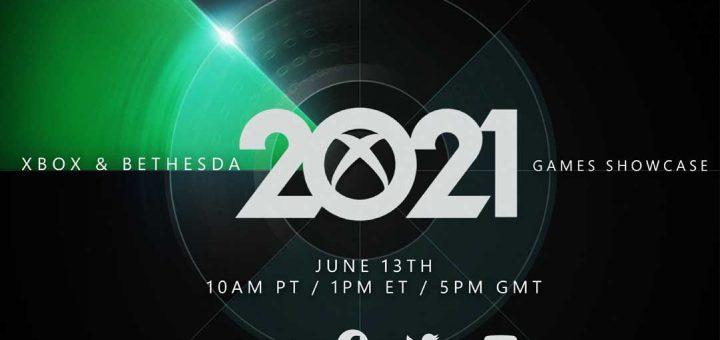 Featured image on Xbox Bethesda 2021 Showcase news article.