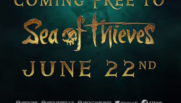 Featured image on When is the Sea of Thieves: A Pirate's Life Expansion Release Date guide.