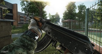 Screenshot from Escape From Tarkov.