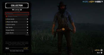 Arthur's Outfit in Red Dead Online.