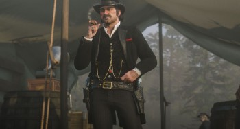 Dutch's Outfit in Red Dead Redemption 2.