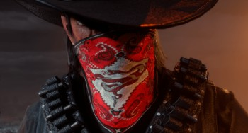 New Bandana from the Red Dead Online Blood Money Update.