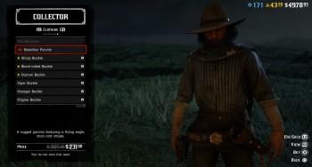 Red Dead Redemption Rebellion Poncho.
