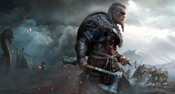 Screenshot from Assassin's Creed Valhalla.