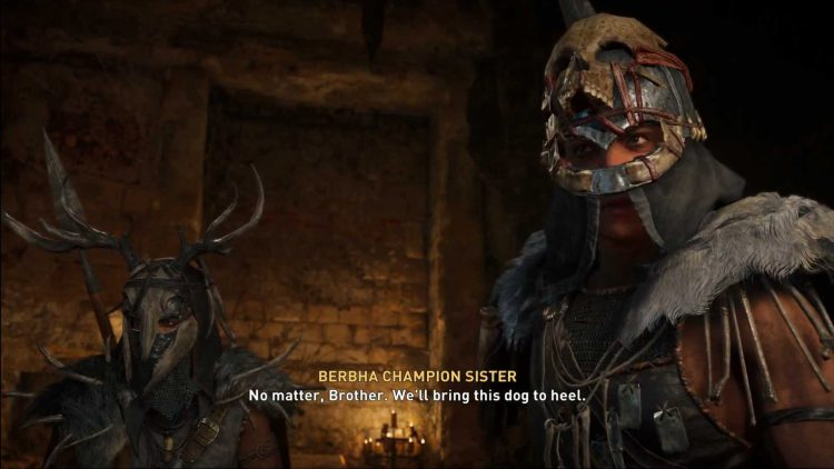 Image showing the Ireland's Defender boss in Assassin's Creed Valhalla.