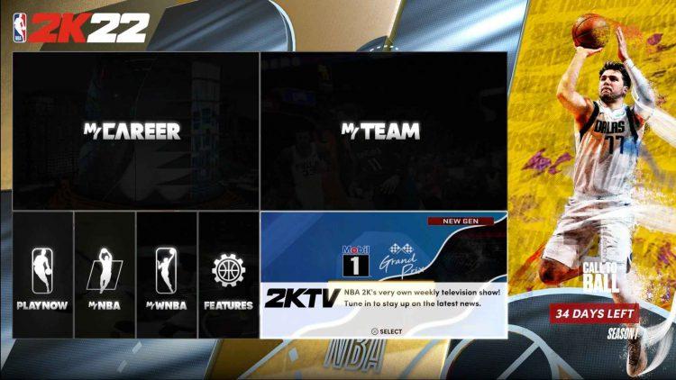 Image showing NBA 2K22 2KTV.